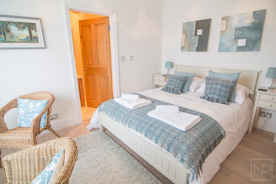 Promenade View Mumbles Bedroom
