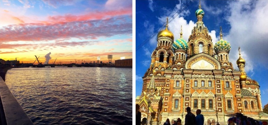 Cruise to St Petersburg in Russia by Cardiff Food Blogger Jaye