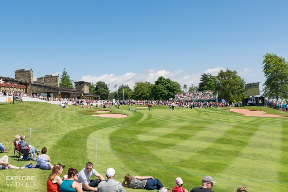 The Celebrity Cup 2017 Final Round