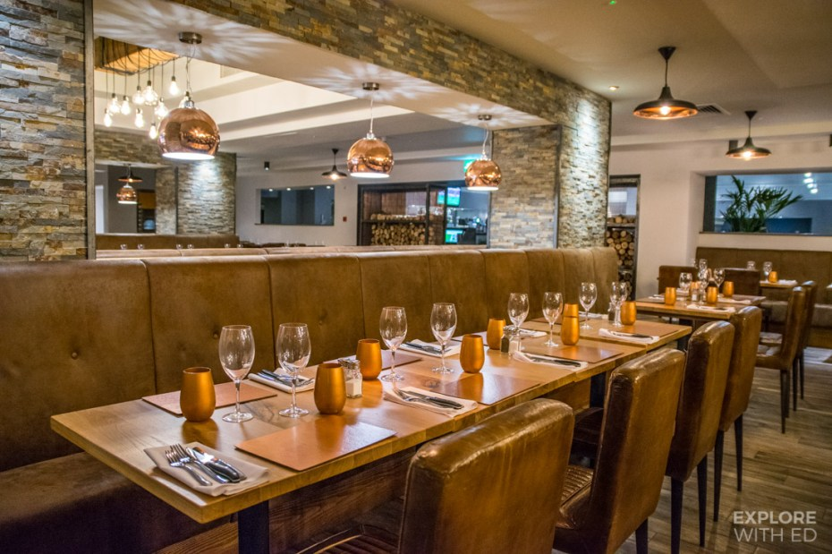 The Rib Smokehouse and Grill at Coldra Court Hotel by The Celtic Manor