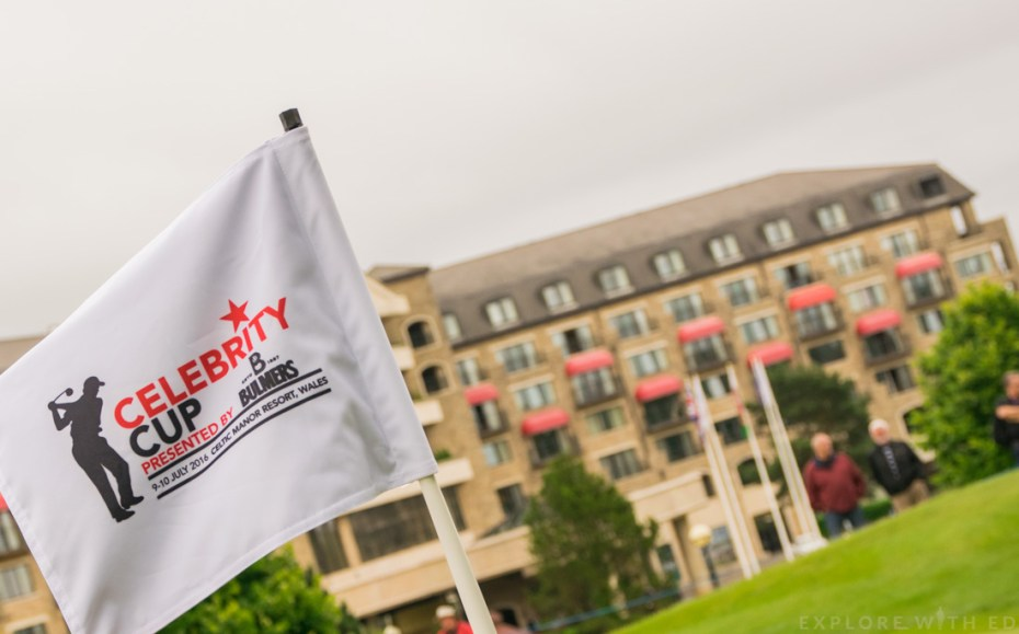 The Celebrity Cup 2016, The Celtic Manor Resort Hotel
