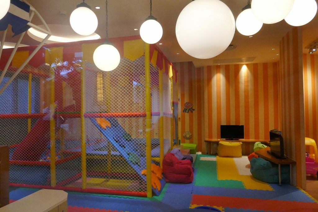 Kids Choose Holiday Inn Bali Benoa - kids club