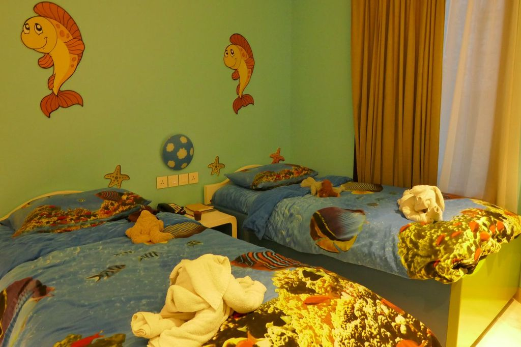 Kids Choose Holiday Inn Bali Benoa - kids room