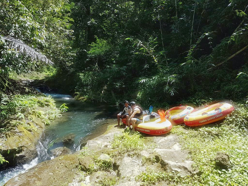 Things To Do In Ubud - Bali quad canyon tubing