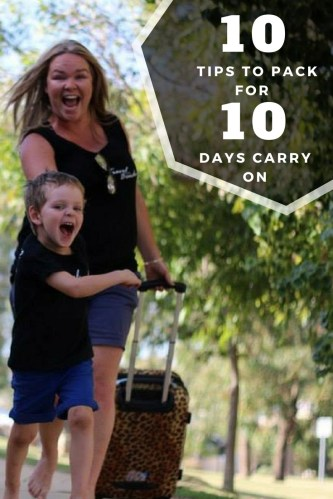 Tips for carry on - 75 countries, 5 years nomadic, Explore With Erin knows how to pack a bag. Greatest carry on tips ever.