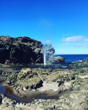 Nakalele Blowhole, Maui (Priyanka Upadhyay)