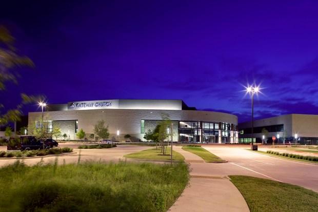 Gateway Church Southlake, TX best churches in the usa