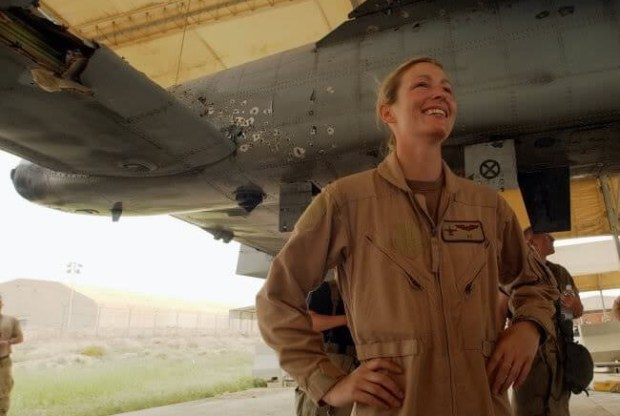 Best Female Fighter Pilots in the US