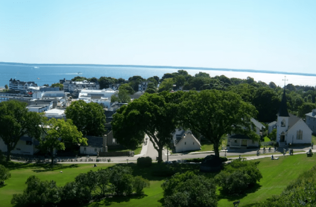 most secluded towns in the United States