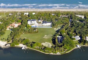 Homes of American Richest Athletes