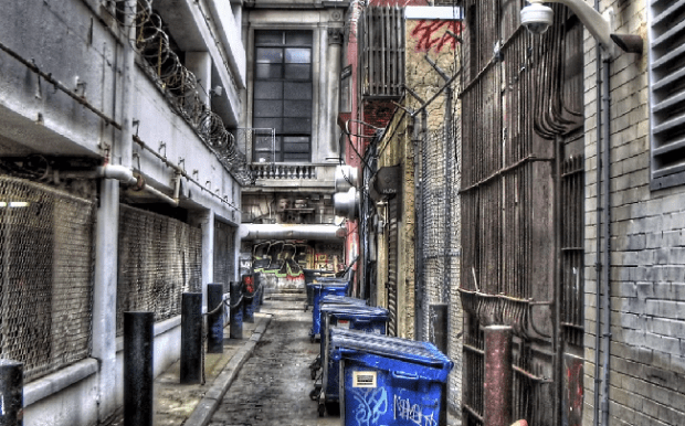 Dirtiest cities in the US