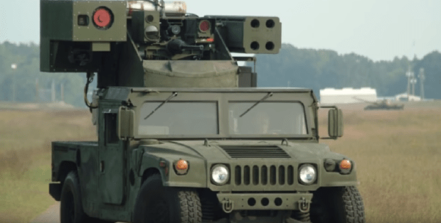 advanced military weapons of USA