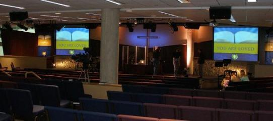 Harvest Bible Chapel, Elgin