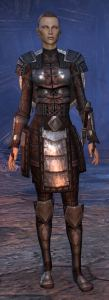 Exploring the Elder Scrolls Online - Imperial female