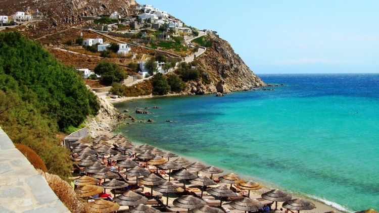 Μύκονος: Οι πέντε διάσημες και όμορφες παραλίες της