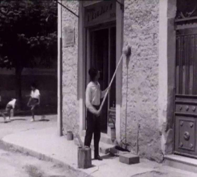Ασβέστωμα των σπιτιών: Μια συνήθεια από το Πάσχα μιας άλλης εποχής 2