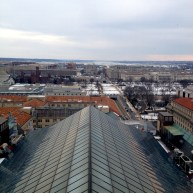View from the top of the Old Post Office