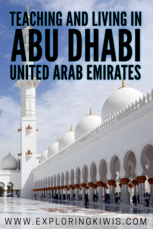 Teaching and living in Abu Dhabi, Dubai's friendly neighbour, offers lots a world of excitement and culture. Find out about the challenges you'll face as a teacher in the UAE and why you'll grow to love both your new job and country.