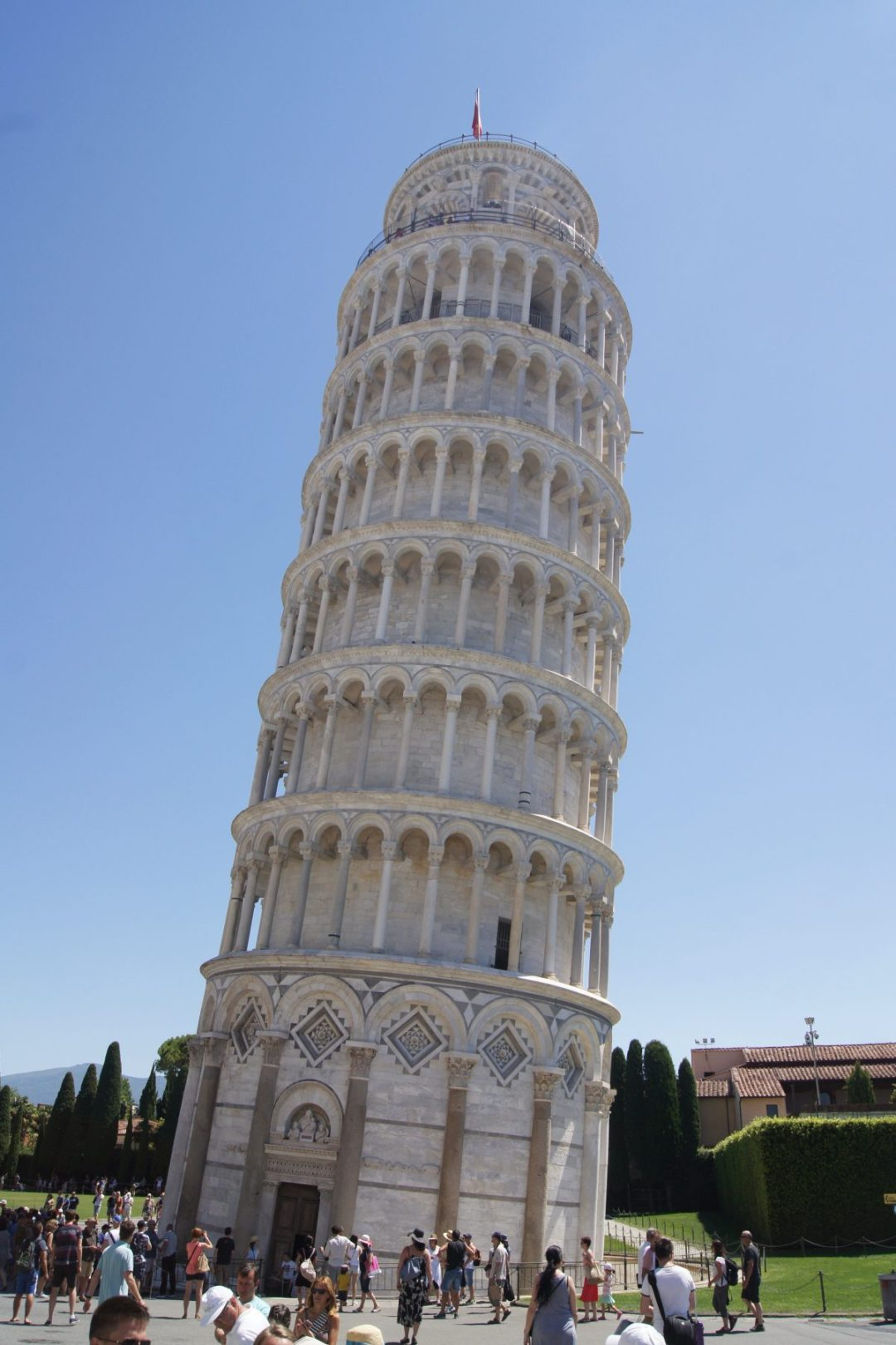 The leaning tower of pisa exploring kiwis - Leaning tower of pisa ...