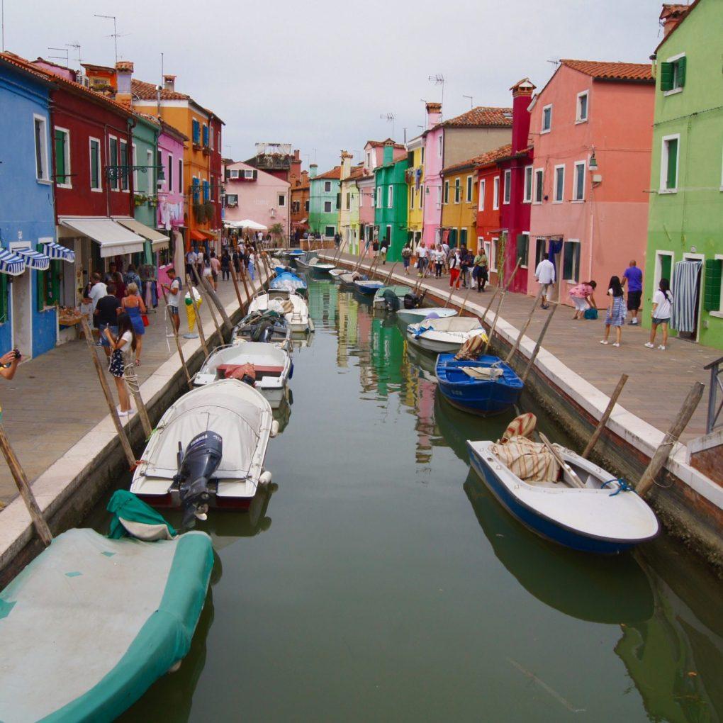 Murano Burano Venice