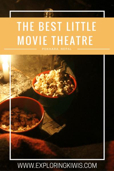 Movie Theatre Pokhara Nepal