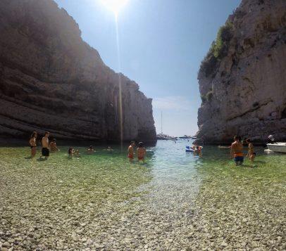 Croatia island day tour review viator Croatian Islands