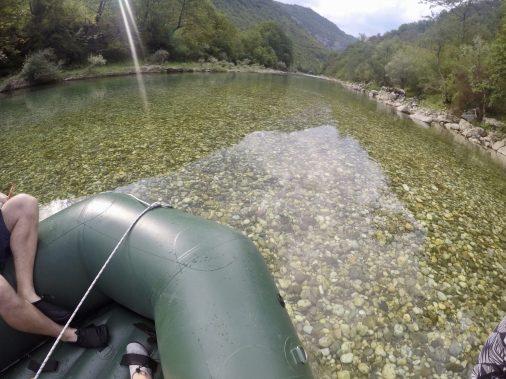 Neretva River rafting review raft kor