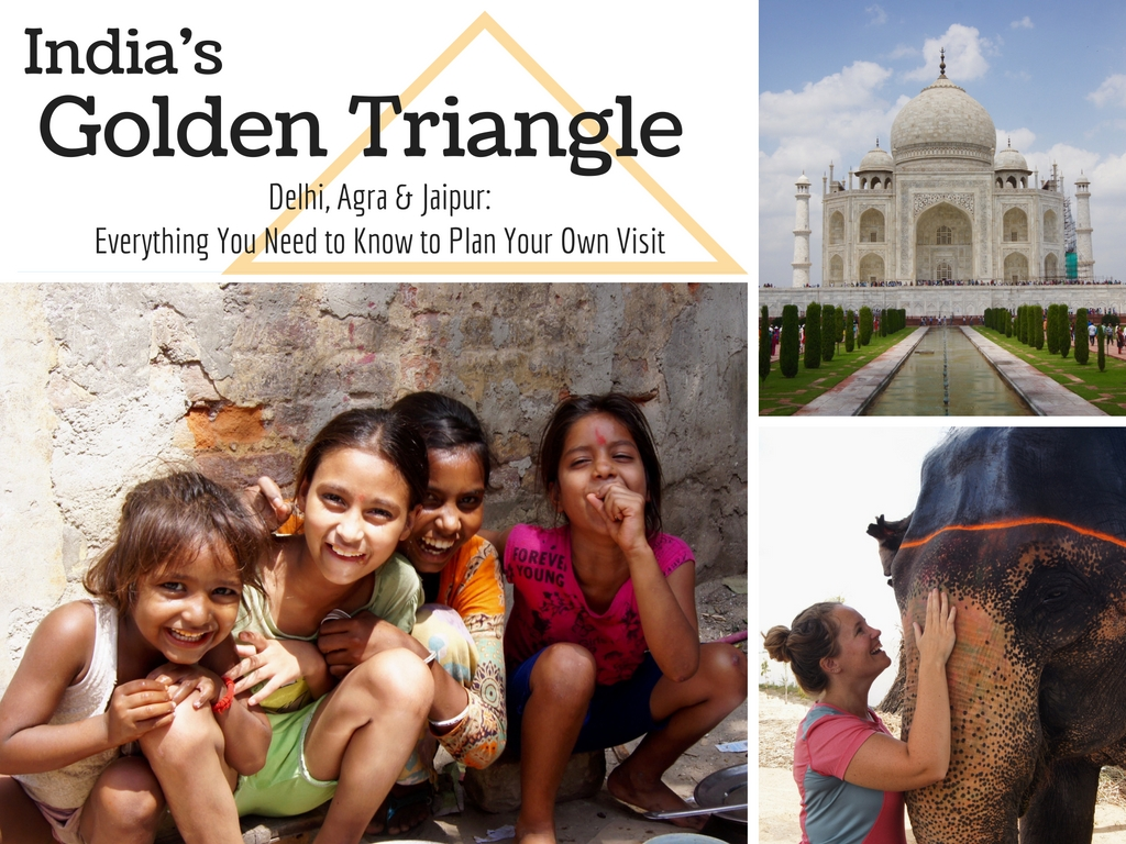 India Golden Triangle Itinerary 4 nights