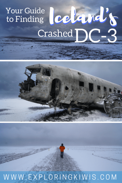 How to Find Iceland's Crashed DC3