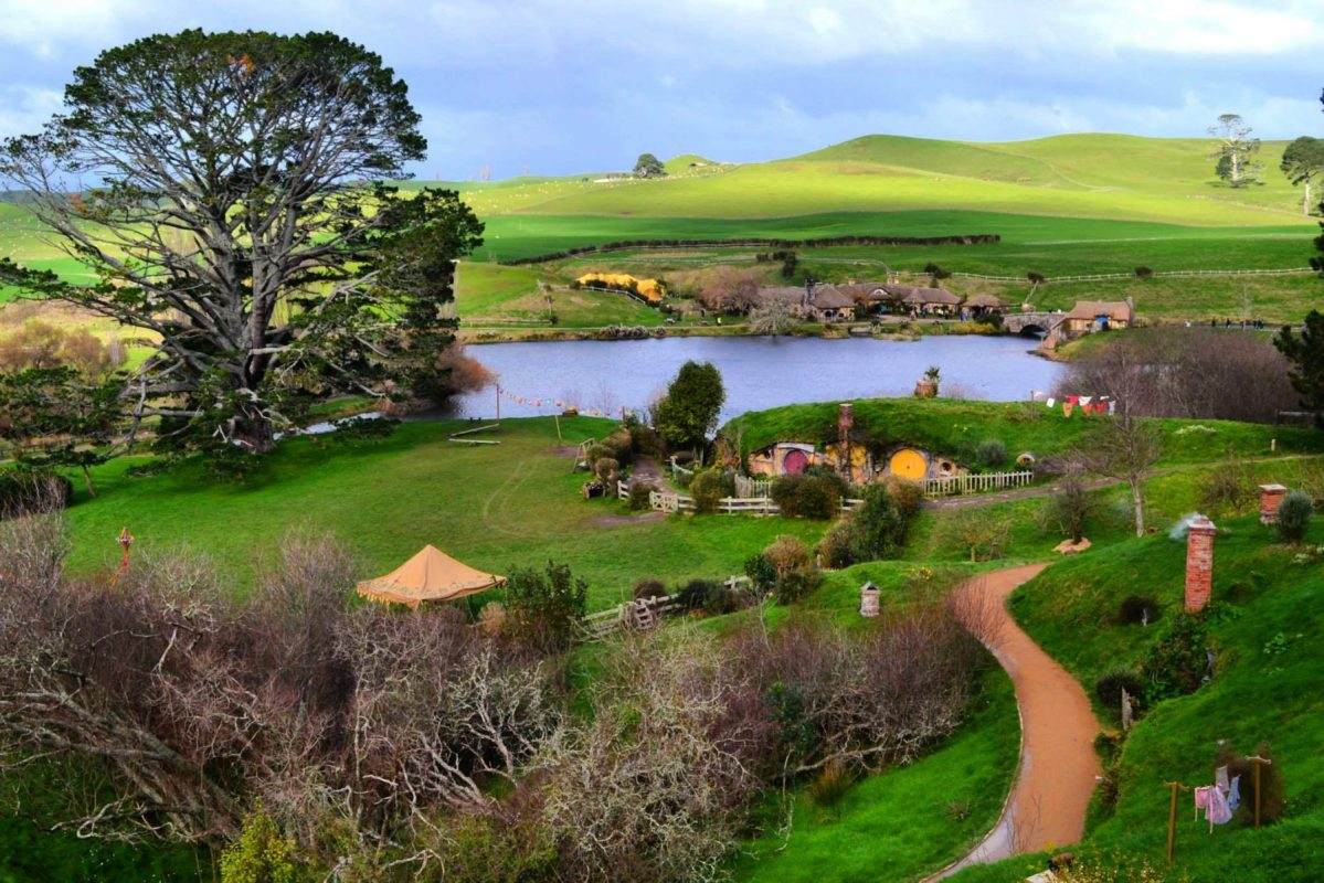 Not All Those Who Visit Matamata Are Lost: A Visit to Hobbiton