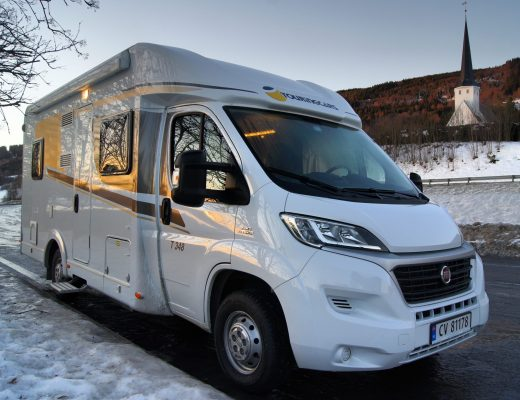 RV Hire in Norway Touring Cars