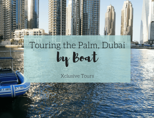 Palm Boat Tour Dubai Xtreme review