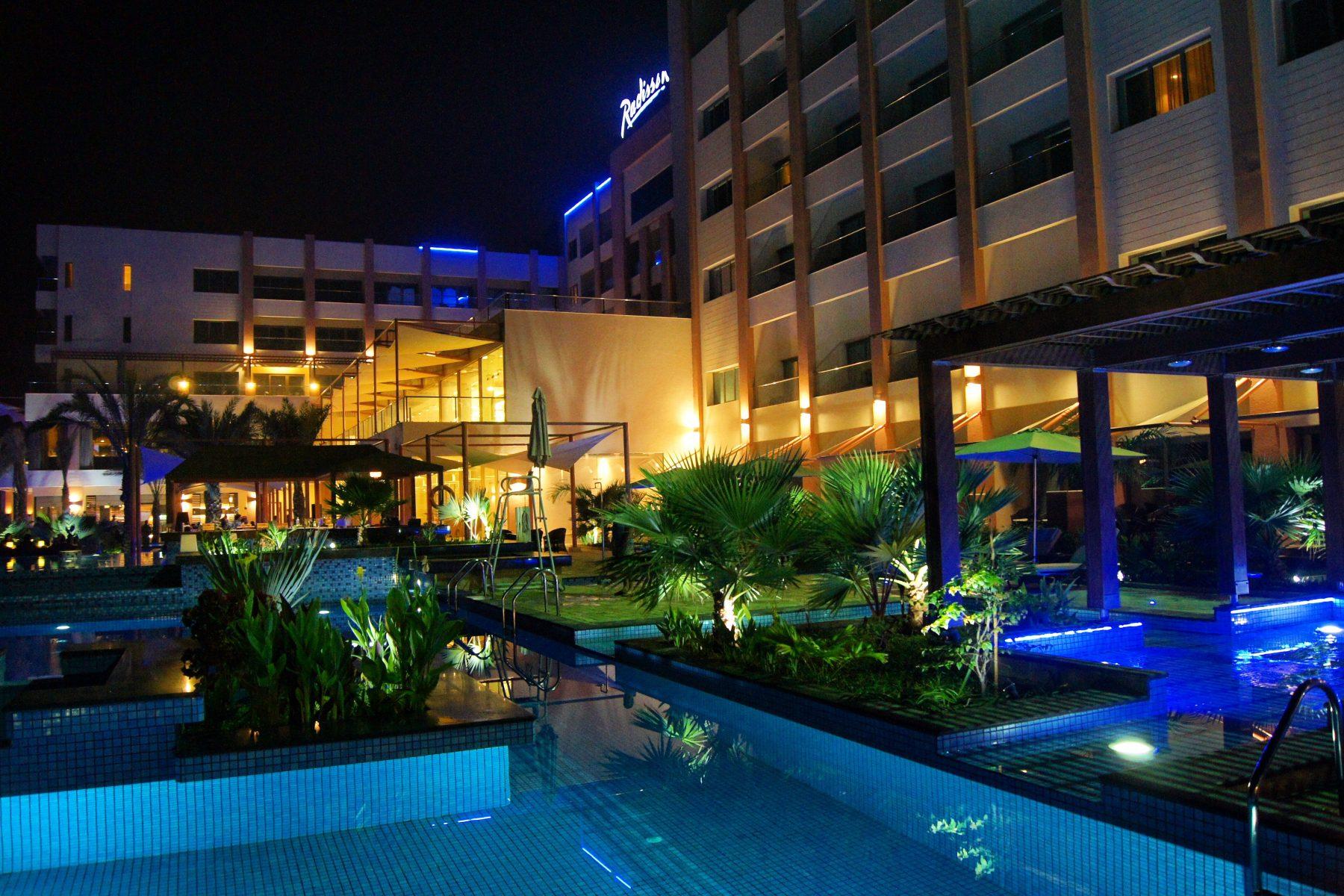 Spoilt for Choice - Reviewing the Radisson Blu Sohar, Oman