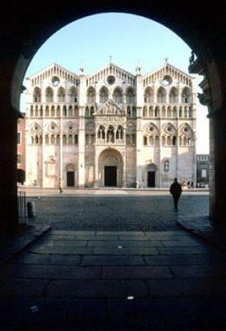 Ferrara church