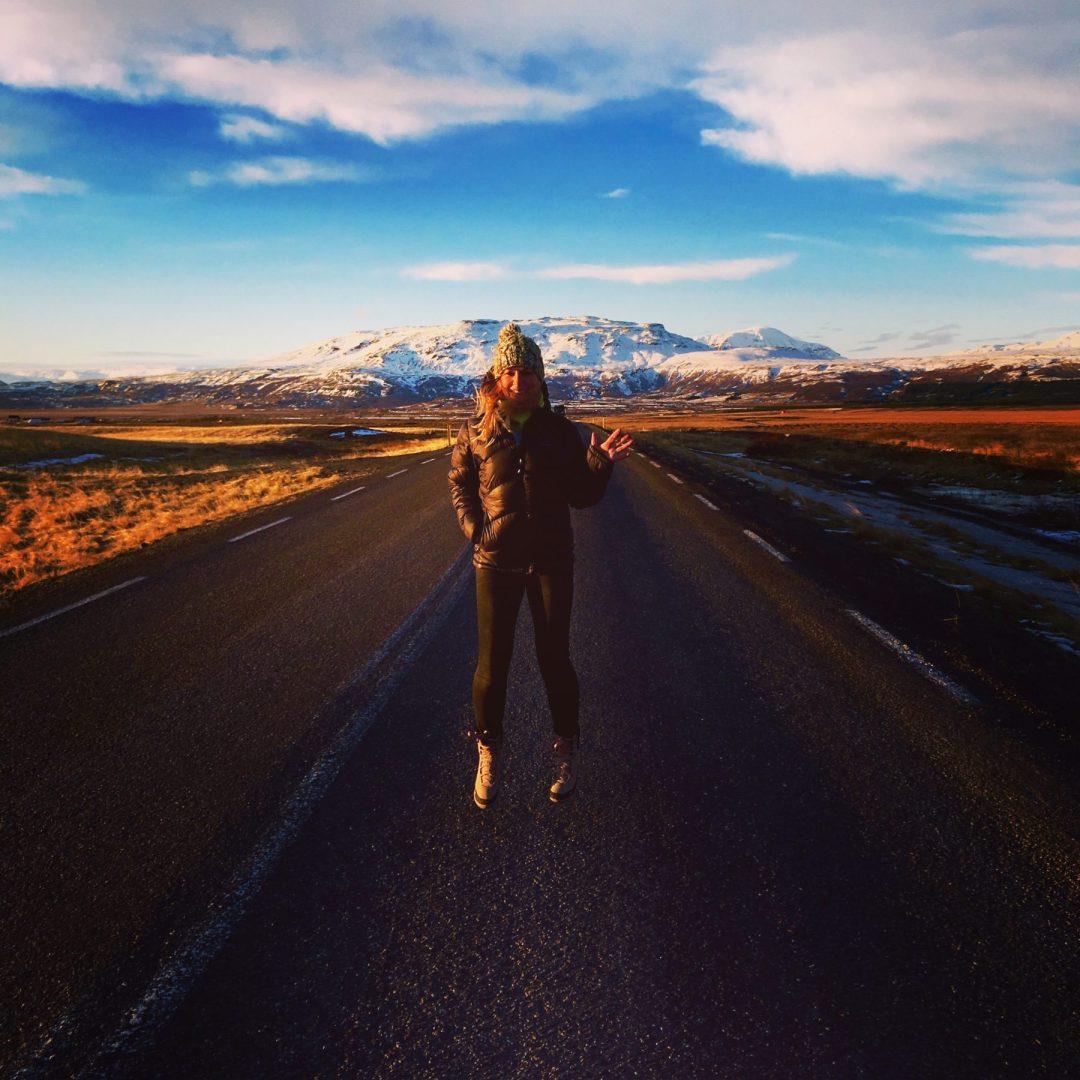 Exploring Kiwis Maria Iceland