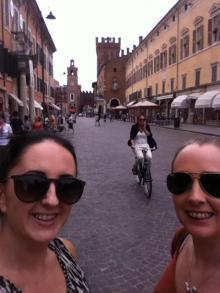 Ferrara bike hire