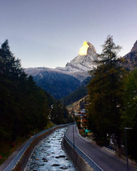 Nannying in Switzerland, living abroad