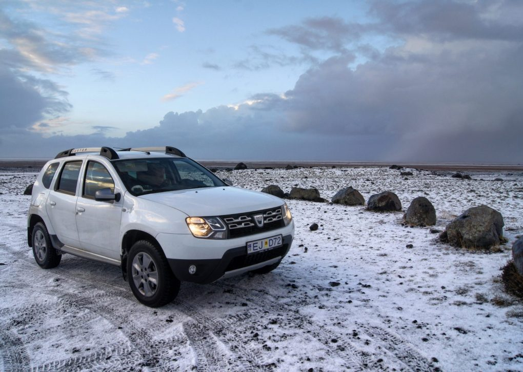 Rental car iceland South-East Coast winter Skaftafell Glacier Iceland winter South East Iceland Itinerary Ring Road