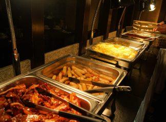 Radisson Blu Saga hotel review restaurant