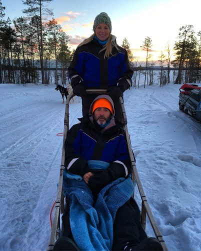Rovaniemi, Finnish Lapland, Bearhill Husky, dog sledding review