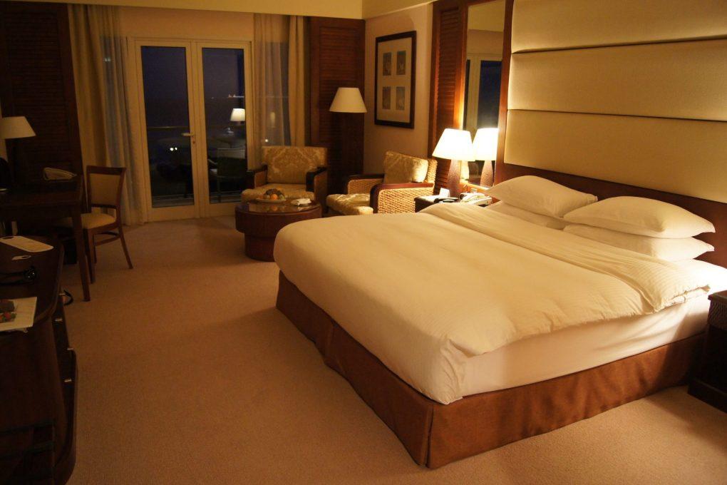 danat jebel dhanna resort Abu Dhabi review room
