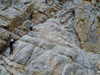 Jebel Jais Via Ferrata RAK