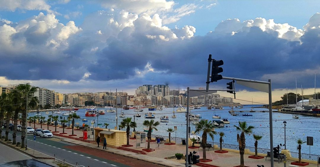 Malta in the Wintertime