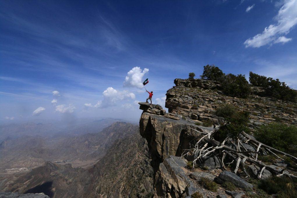 Jebel Shams Oman itinerary