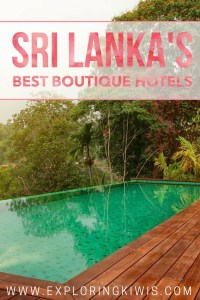 The best boutique accommodation in Sri Lanka. Avoid the crowds of tourists and check out our suggestions - from adventure to glamping to absolute luxury (plus everything in between). We've also included a travel and flight guide to make things easy.