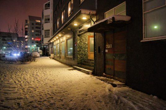 Kex Hostel review Reykjavik Iceland