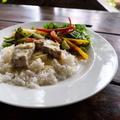 Borderlands - Adventure glamping in Sri Lanka food