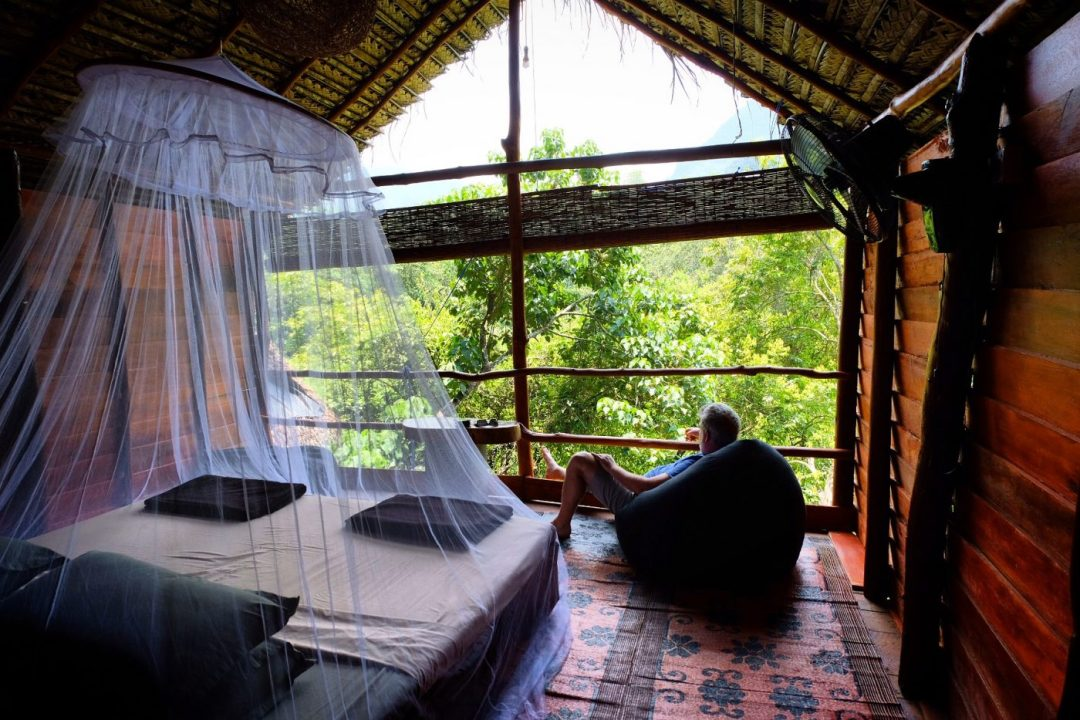 Borderlands - Adventure glamping in Sri Lanka