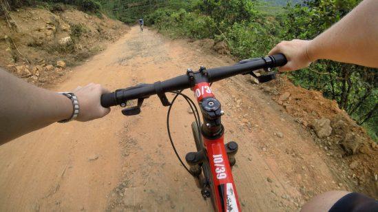Borderlands - Adventure glamping in Sri Lanka mountain biking