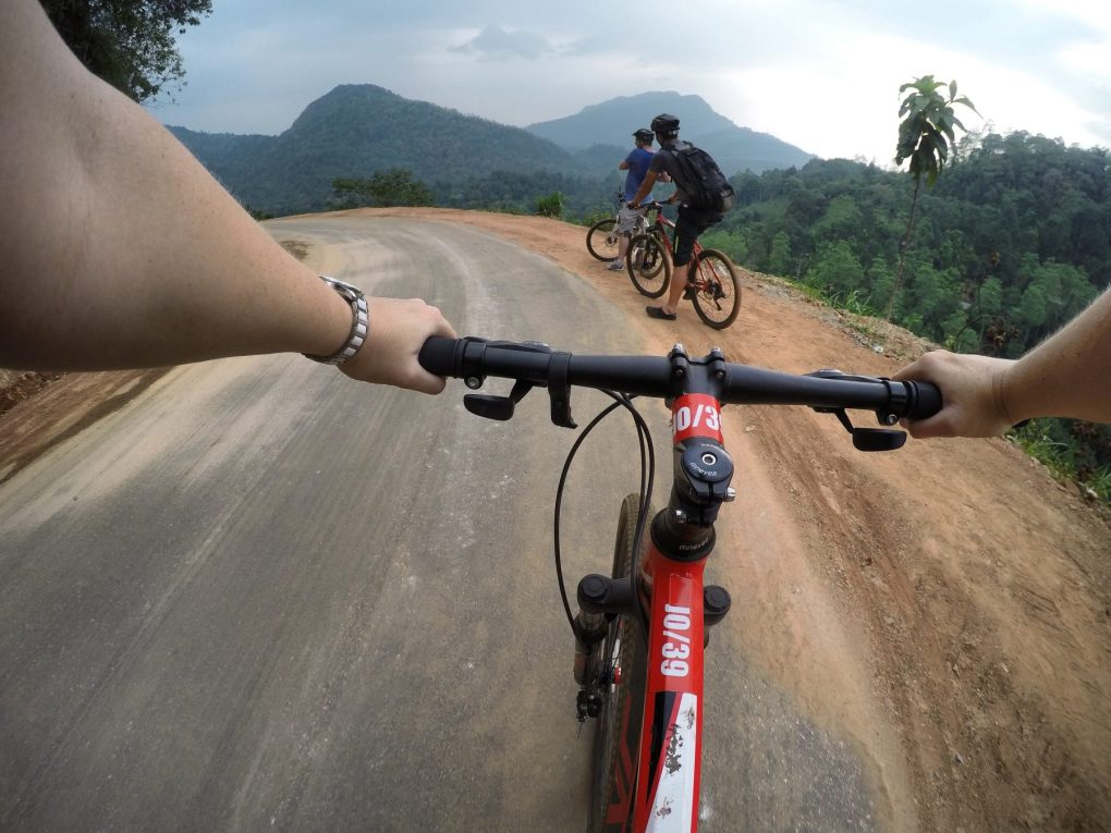 Borderlands - Adventure glamping in Sri Lanka mountain biking